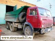Продам самосвал КАМАЗ-55111,   б/у