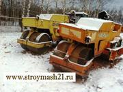 Каток дорожный самоходный ДУ-47 БГ-РС,  б/у.