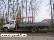 Продам б/у кран-манипулятор на базе ГАЗ 3309 длиномер (6 м),  2009 г.в.