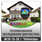 Тепловизионное обследование,  съемка,  диагностика помещений,  квартир и