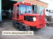 Продам б/у гусеничный бульдозер ДЗ-42 на базе трактора ДТ-75 «Казахста