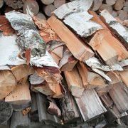 Дрова березовые колотые с доставкой по Чувашии и соседним региона